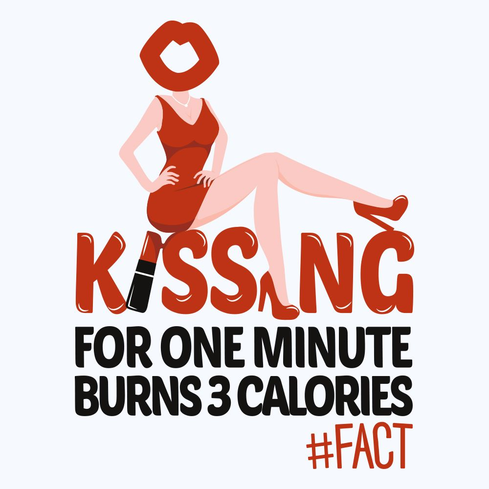 Kissing T-Shirt #FACT