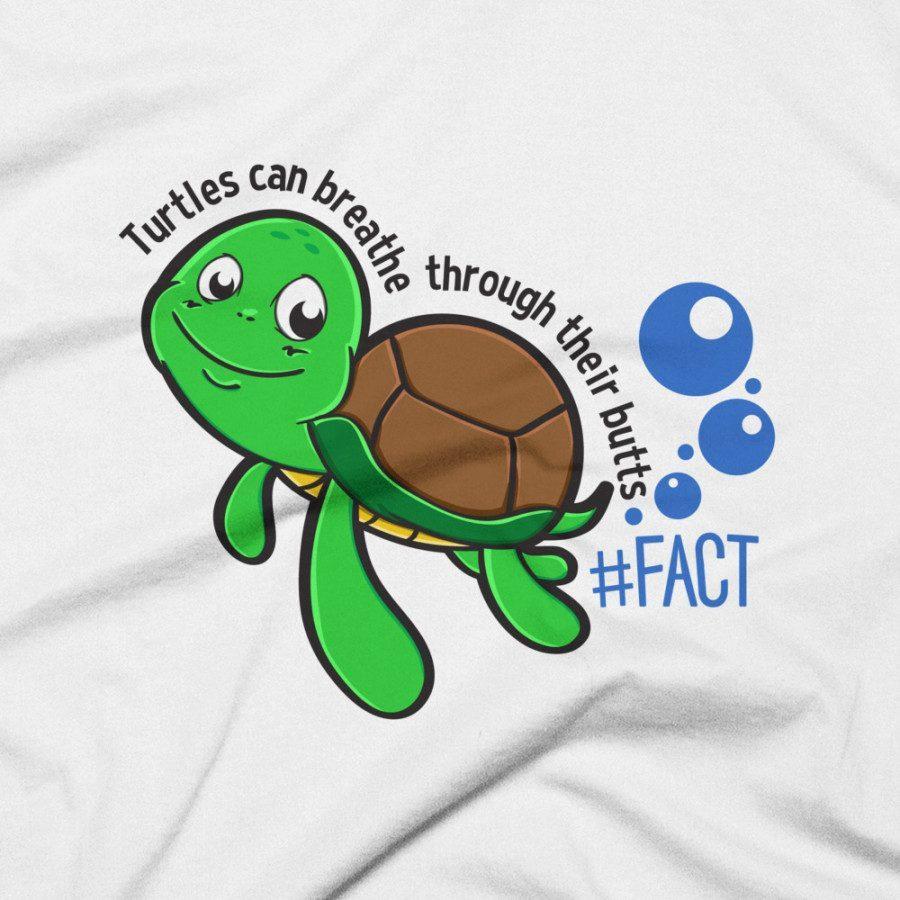 Turtle #FACT Clothing
