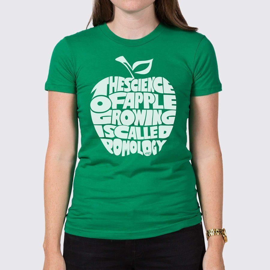 Forest Green Womens Shirt