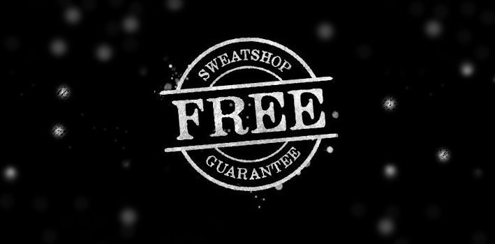 Sweatshop Free Meaning