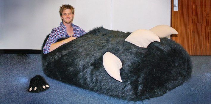 World's Largest Slipper