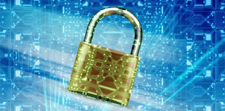 Site Security padlock