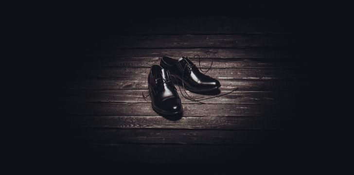 Men's Shoes for an Interview