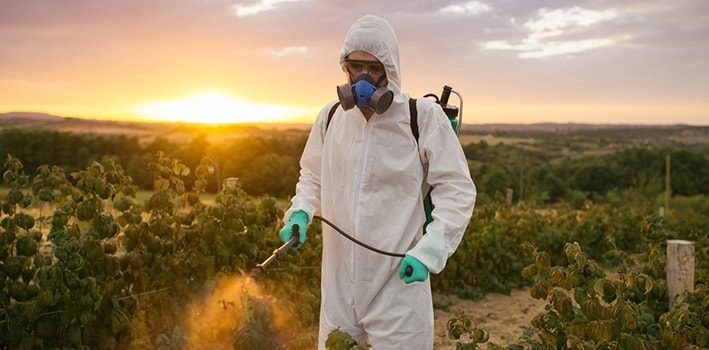 Why are pesticides used?