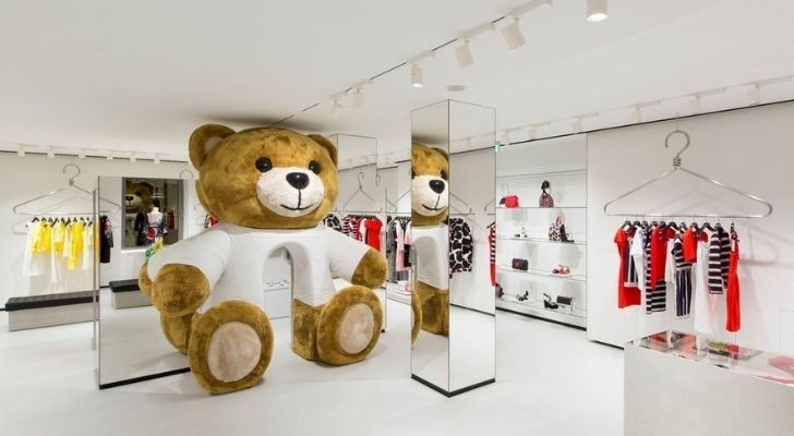 A Moschino Boutique